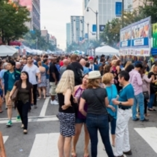 Taste Of Greektown Image