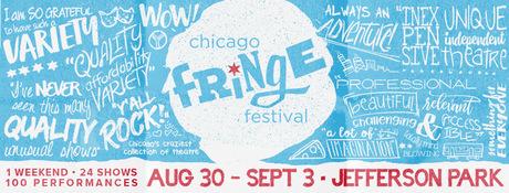 Chicago Fringe Festival  Image